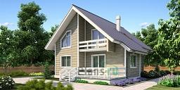 Дома из бревна